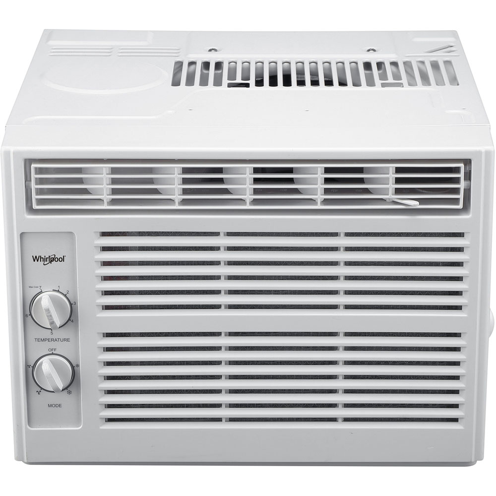 5 000 btu window air conditioner with mechanical controls whaw050bw rh whirlpoolhomecomfort com whirlpool air conditioner acq128gpw manual whirlpool air conditioner acq128gpw manual