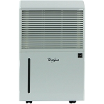 Energy Star® 50-Pint Portable Room Dehumidifier - WHAD501AW