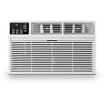 Whirlpool Energy Star 8,000 BTU 115V Through-the-Wall Air Conditioner with Remote Control, WHAT081-1AW
