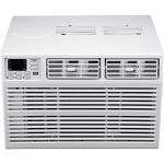 Energy Star® 10,000 BTU 115V Window-Mounted Air Conditioner with Remote Control - WHAW101BW