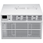 Energy Star® 15,000 BTU 115V Window-Mounted Air Conditioner with Remote Control - WHAW151BW