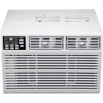 Energy Star 24,000 BTU 230V Window-Mounted Air Conditioner with Heat