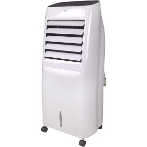 214 CFM Indoor Evaporative Air Cooler in White - WPEC12GW