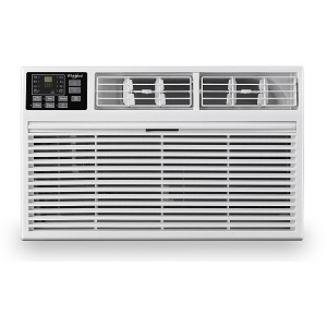 Whirlpool 10,000 BTU 230V Through-the-Wall Air Conditioner with 10,600 BTU Supplemental Heating, WHAT101-HAW